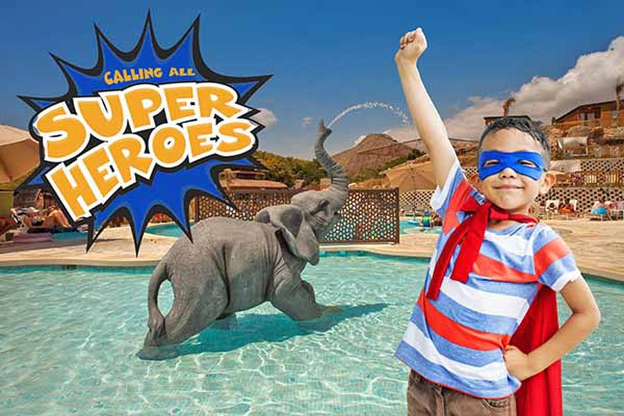 ¡1º Niño Gratis! Magic Natura Animal, Waterpark Resort Benidorm
