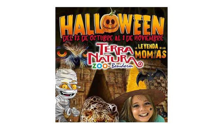 Welcome Halloween<br>(Del 12 de Octubre al 1 de Noviembre) Magic Natura Animal, Waterpark Resort Benidorm