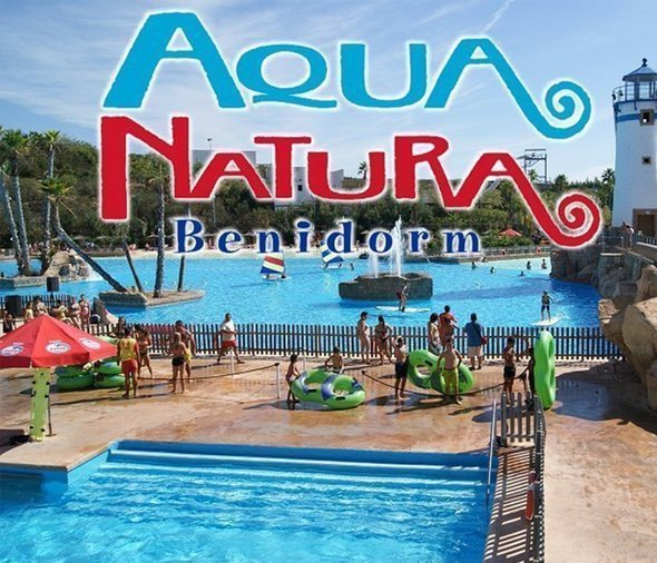 Aqua natura magic natura animal, waterpark resort benidorm