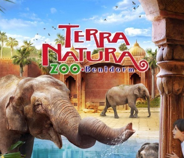 Terra natura magic natura animal, waterpark resort benidorm