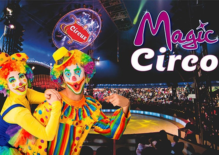 Benidorm circus magic natura animal, waterpark resort