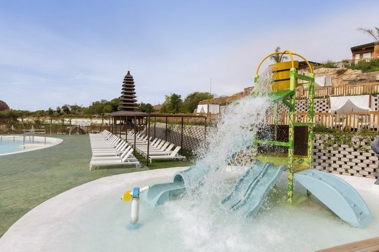 Piscina infantil Magic Natura Animal, Waterpark Resort Benidorm