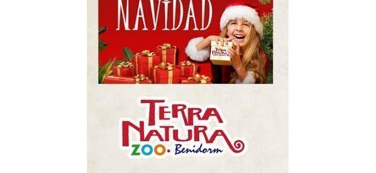 TEMPORADA DE NAVIDAD EN TERRA NATURA Magic Natura Animal, Waterpark Resort Benidorm