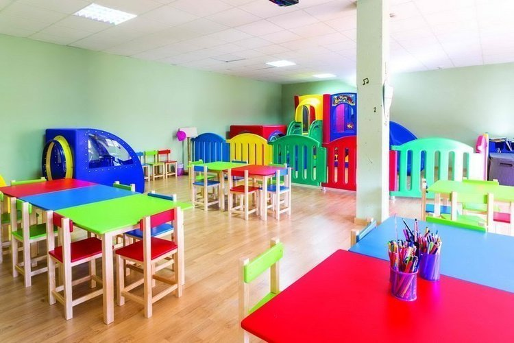 Zona infantil magic natura animal, waterpark resort benidorm