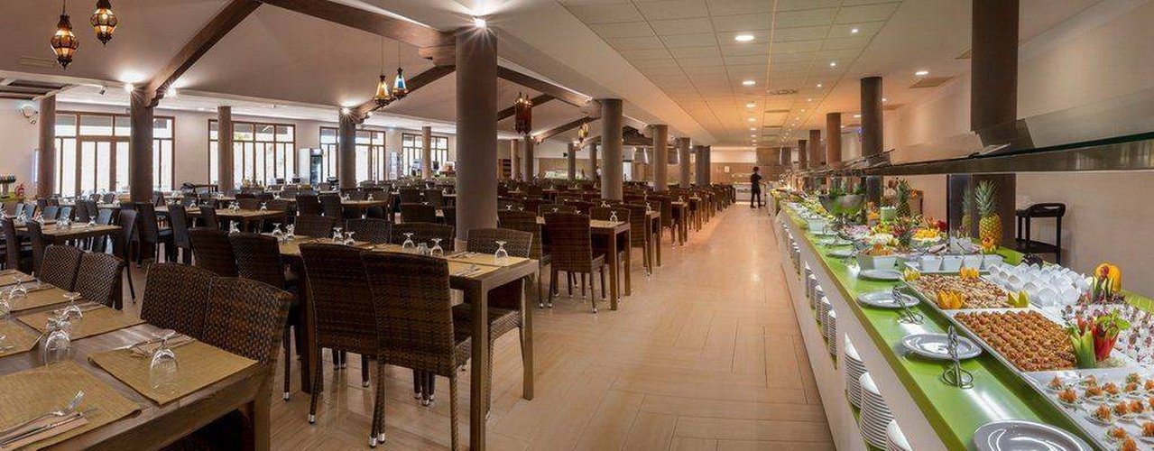 Restaurante buffet Magic Natura Animal, Waterpark Resort Benidorm