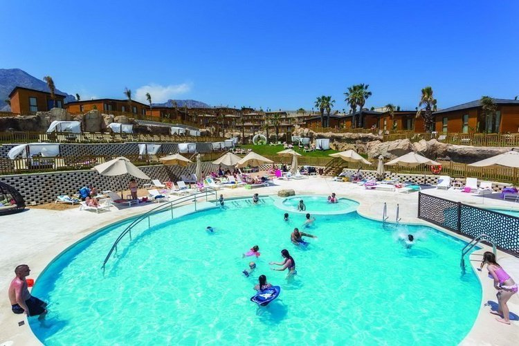 Piscinas Magic Natura Animal, Waterpark Resort Benidorm