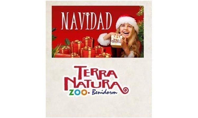 Temporada de Navidad en Terra Natura<br>(21 de Diciembre a 8 de Enero) Magic Natura Animal, Waterpark Resort Benidorm