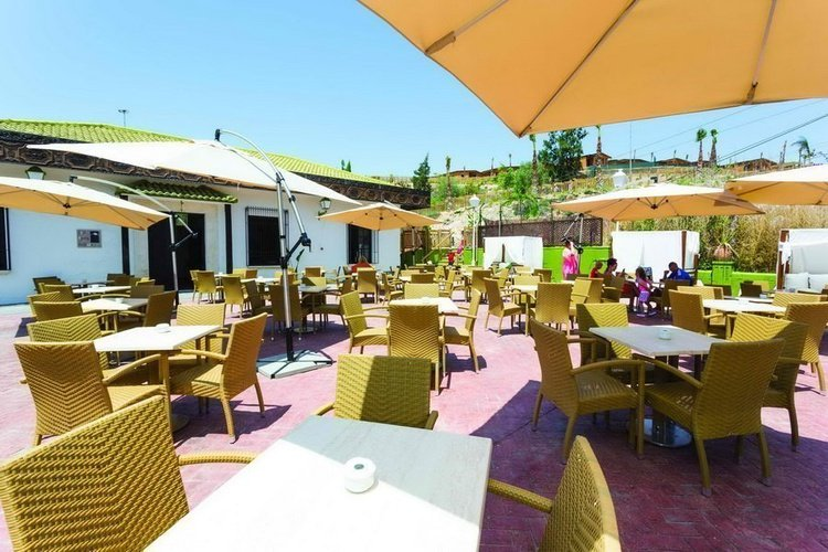Restaurante 'tangaloa' magic natura animal, waterpark resort benidorm