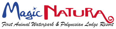 Magic Natura Animal, Waterpark Resort logo